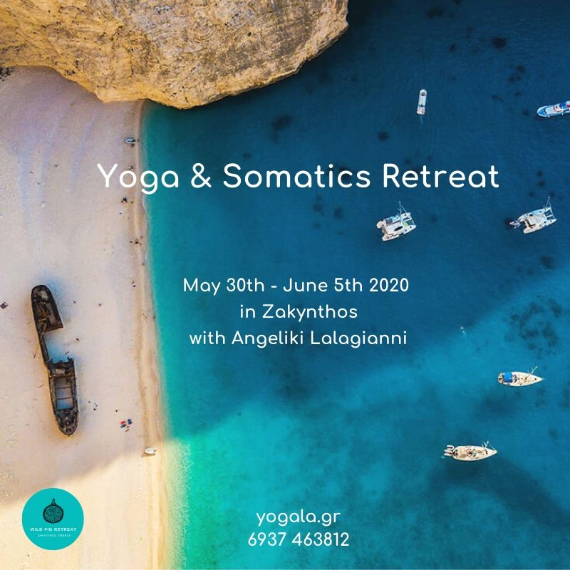 Yoga in Zakynthos